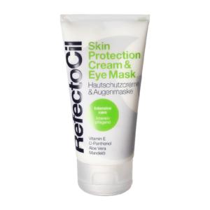 RefectoCil Крем-маска для кожи вокруг глаз с витаминами Е и D-Пантенолом Skin Protection Cream & Eye