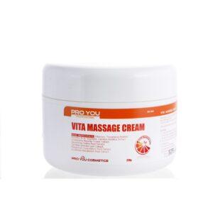 Крем для массажа с витаминами VITA MASSAGE CREAM Pro you